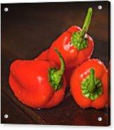 Pepper Medley Acrylic Print