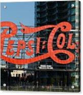 Pepsi-cola Acrylic Print