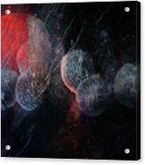 Pepsi Space Galaxy Acrylic Print