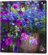 Perennial Flowers Y2 Acrylic Print
