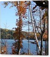 Perfect Autumn Day Acrylic Print
