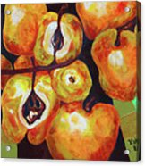 Perfect Pears Acrylic Print