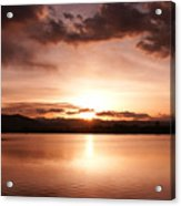Perfect Sunset Acrylic Print