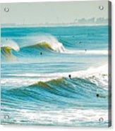 Perfect Surf Acrylic Print
