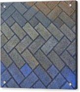 Perfect Tiling Acrylic Print by Roberto Alamino
