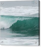 Perfect Wave Acrylic Print