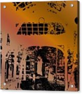 Pergola 2 Acrylic Print