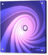 Peristalsis Acrylic Print