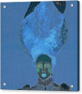 Perles Acrylic Print