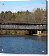 Perrine's Bridge In Spring #2 Acrylic Print