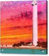 Perry's Memorial Acrylic Print