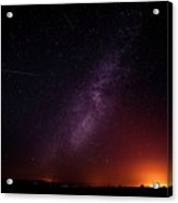 Perseid Meteor Shower 2016 Acrylic Print