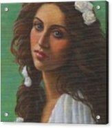 Persephone Acrylic Print