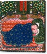 Persia: Lovers, 1527-28 Acrylic Print