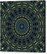 Persian Carpet Acrylic Print