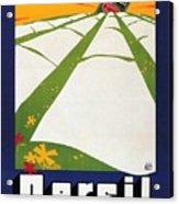 Persil - Statt Sonne - Vintage Advertising Poster For Detergent Acrylic Print
