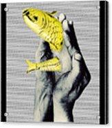 Personal Goldfish Acrylic Print