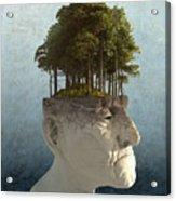 Personal Growth Acrylic Print
