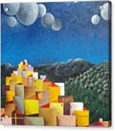 Perugia Acrylic Print