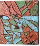 Perusal Tile Acrylic Print