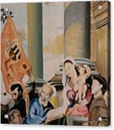 Pesaro Madonna Acrylic Print