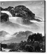 Pescadero Sb 8815 Acrylic Print
