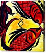 Pescardo Acrylic Print
