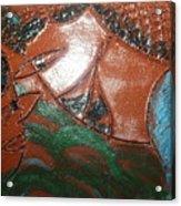 Petals - Tile Acrylic Print