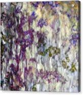 Petals In A Rainstorm Acrylic Print