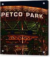 Petco Park Acrylic Print by RJ Aguilar