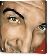 Pete In Perspective Acrylic Print