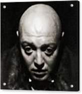 Peter Lorre, Vintage Actor Acrylic Print