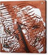 Peter N Katie - Tile Acrylic Print