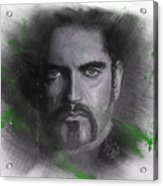 Peter Steele, Type O Negative Acrylic Print