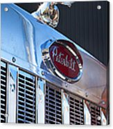 Peterbilt Angry Duck Acrylic Print