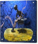 Petite Danseuse De Fer Acrylic Print