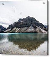 Peyto Lake Alberta Acrylic Print