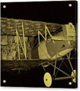 Pfalz D.xii Fighter Acrylic Print