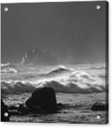 Pfeiffer Beach Sp 8245 Acrylic Print