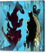 Phantasy Vision Acrylic Print