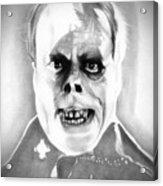 Phantom Of The Opera Acrylic Print