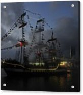Phantom Ship Acrylic Print