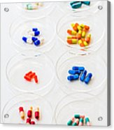 Pharmaceutical Research Acrylic Print