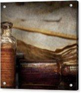Pharmacist - Specific Medicines  Acrylic Print