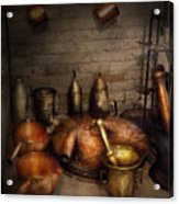 Pharmacy - Alchemist's Kitchen Acrylic Print