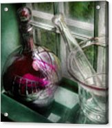 Pharmacy - The Apothecary Is Open  Acrylic Print