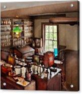 Pharmacy - Where I Make Medicine  Acrylic Print
