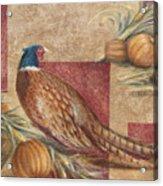 Pheasant I Acrylic Print