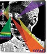 Phenomena Of Incandescence Acrylic Print