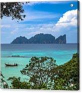 Phi Phi Islands Acrylic Print